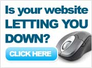 Is your website letting you down?